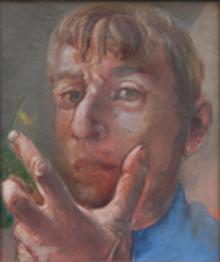 Joachim Heuer: Selbstbildnis